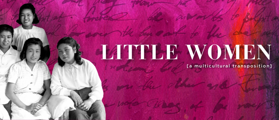LITTLE WOMEN — one night only! at Playwright