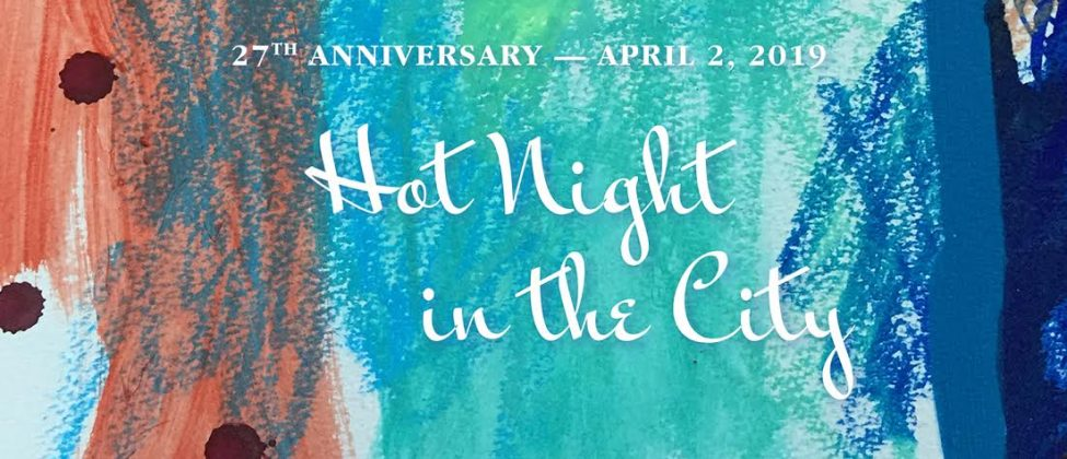 HOT NIGHT IN THE CITY 2019 at Playwright