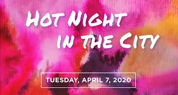 HOT NIGHT IN THE CITY 2020 at Playwright